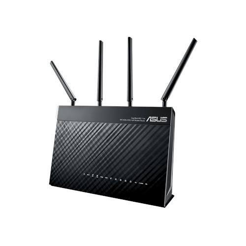 Подключение и настройка ASUS DSL-AC87VG