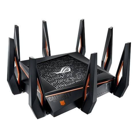 Подключение и настройка ASUS ROG Rapture GT-AX11000 Call of Duty Black Ops 4 Edition