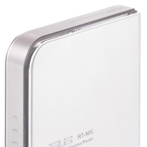 Подключение и настройка ASUS RT-N15
